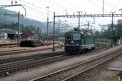 11364 at Arth Goldau on 10th September 2007