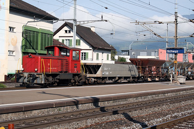 8756 at Schwyz on 10th September 2007
