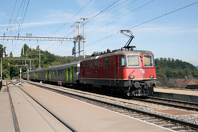 11256 at Gummenen on 12th September 2007