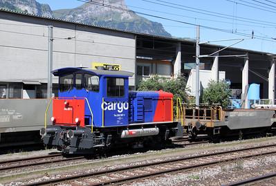 2) 232 207 at Fluelen on 26th August 2010
