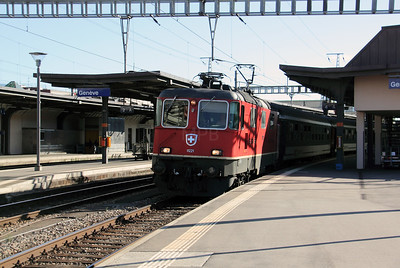 11221 at Geneva on 25th August 2010