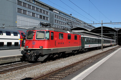 11205 at Luzern on 26th August 2010