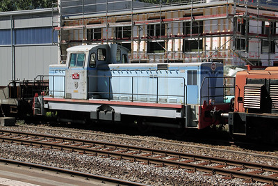 RBE, 71010 at Fluelen on 26th August 2010