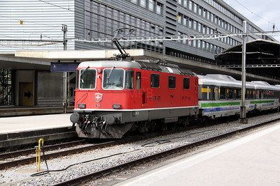 11145 at Luzern on 30th August 2010