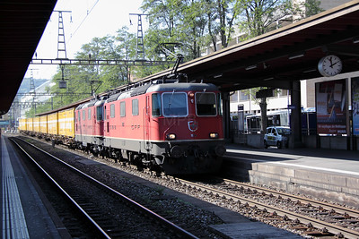 11231 & 11255 at Zurich Oerlikon on 21st September 2011