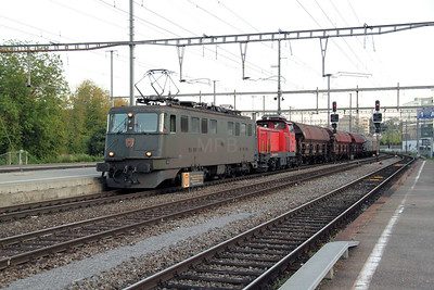 11440 & 18407 at Dietikon on 21st September 2011