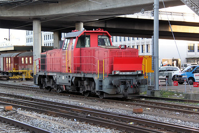841 028 at Zurich Altstetten on 21st September 2011