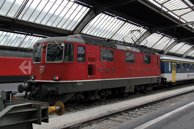 11111 at Zurich HB on 22nd September 2011