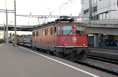 11442 at Zurich Altstetten on 21st September 2011