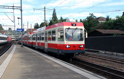 WB, 120 at Liestal on 16th September 2015