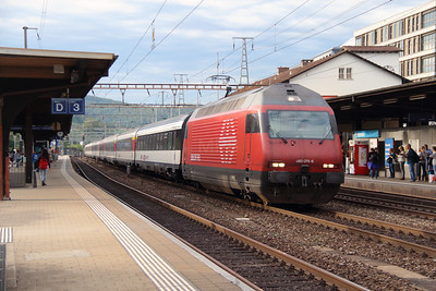 460 074 at Liestal on 16th September 2015
