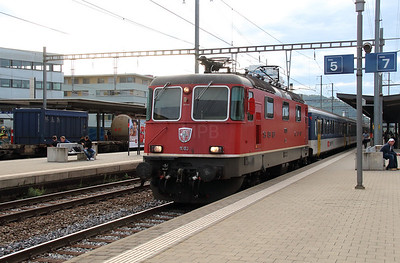 11303 at Pratteln on 16th September 2015