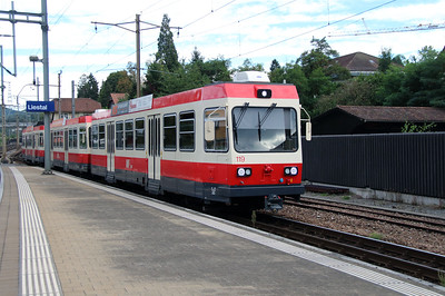 WB, 119 at Liestal on 16th September 2015