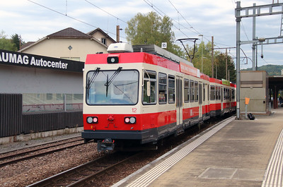 WB, 12 at Liestal on 16th September 2015