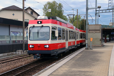 WB, 13 at Liestal on 16th September 2015