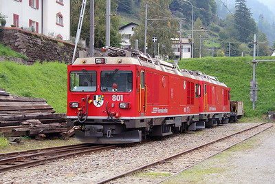 Switzerland - Non railtour