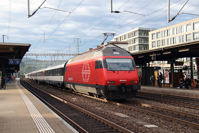 460 064 at Liestal on 16th September 2015