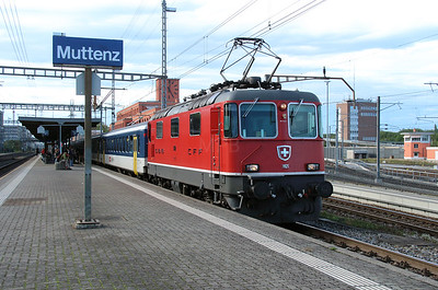 11121 at Muttenz on 16th September 2015