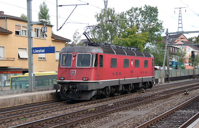 2) 11645 at Liestal on 16th September 2015