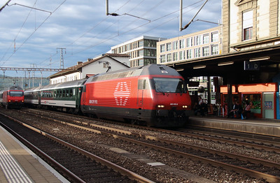 460 050 at Liestal on 16th September 2015