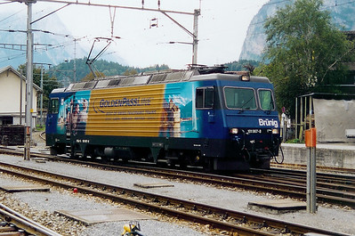 101 967 at Meiringen on 29th August 2003