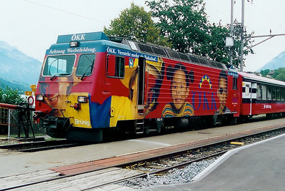 101 962 at Sachsein on 29th August 2003