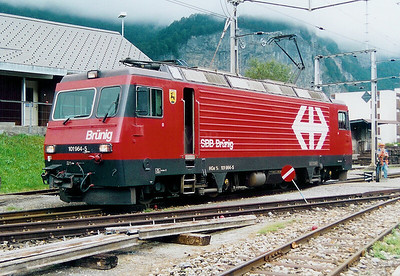 101 964 at Meiringen on 29th August 2003