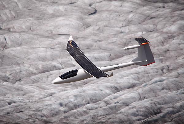 Switzerland - Aletsch Glacier
