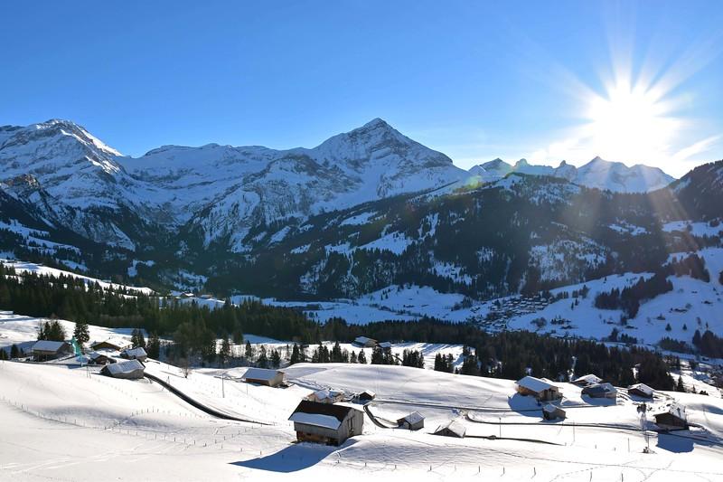 Lauenental, Gstaad / Vallée de Lauenen, Gstaad