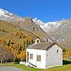 Val Ferret and Mont Blanc Massif / Val Ferret et Massif du Mont Blan