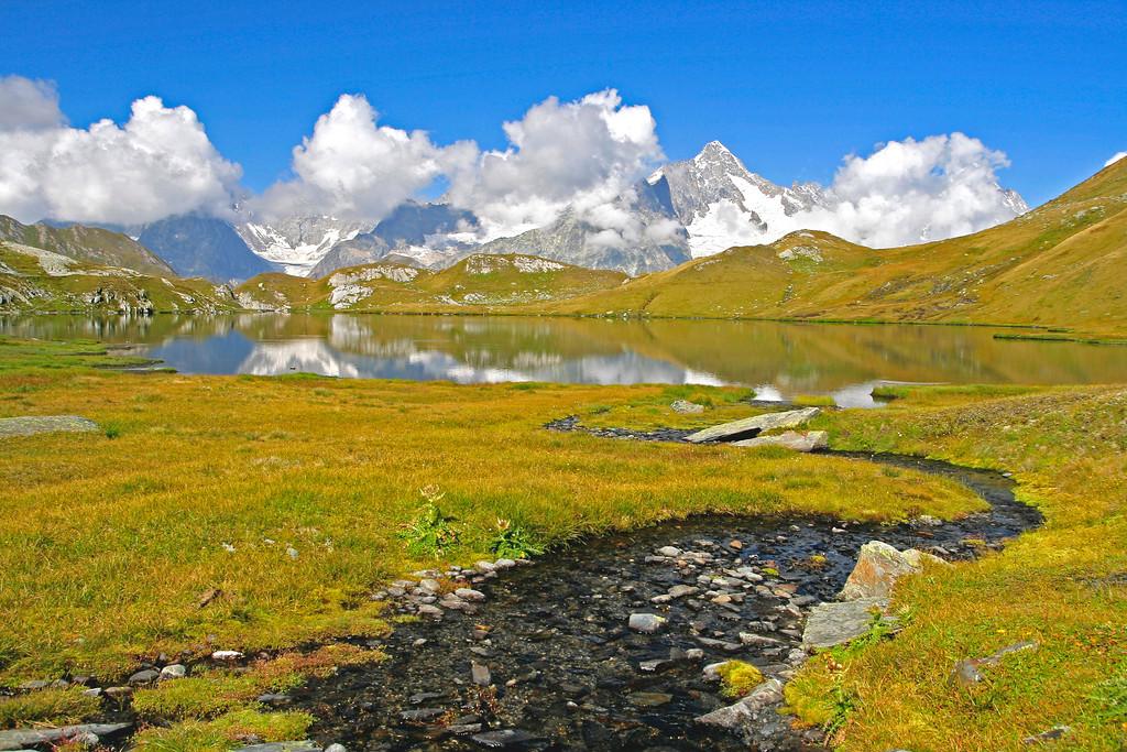 Lac de Fenêtre, Val Ferret
