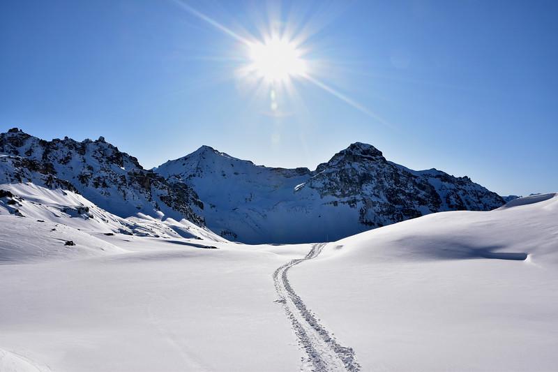 Winter in Val d'Anniviers / L'hiver dans le Val d'Anniviers