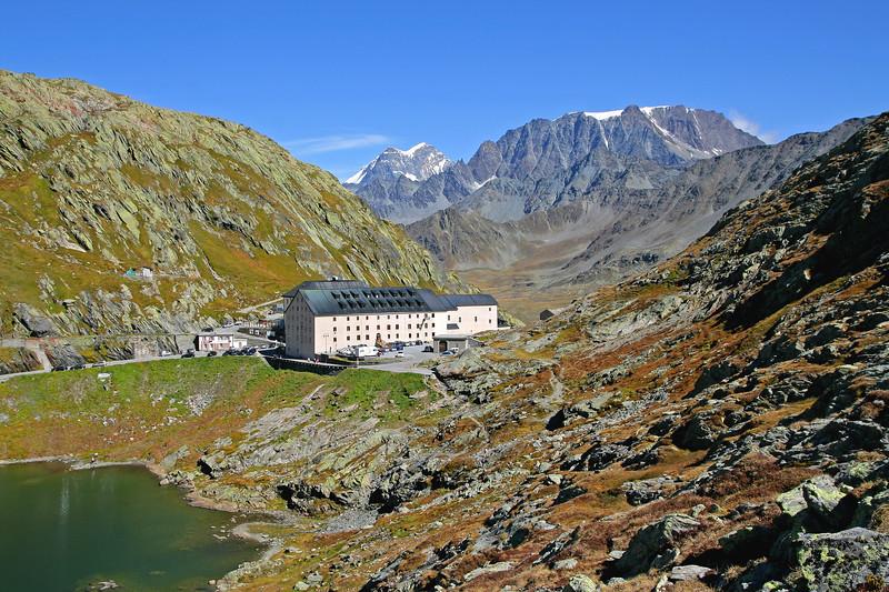 Great St Bernard Pass / Col du Grand St Bernard