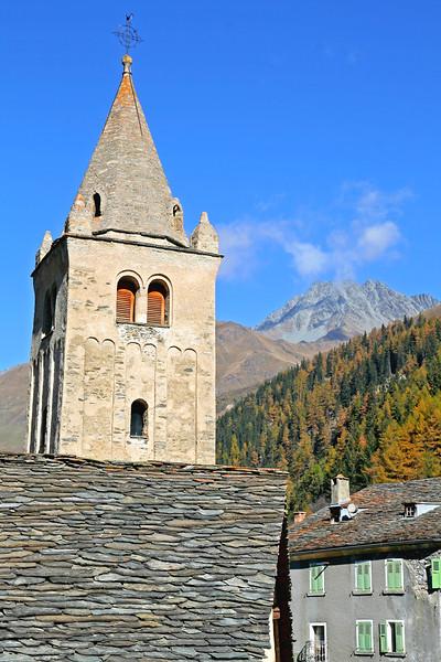Bourg St Pierre, Val d'Entremont