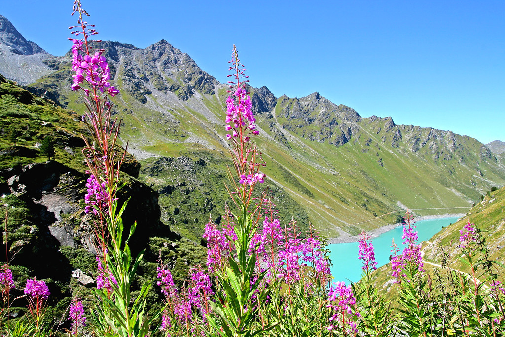 Lac de Cleuson, Nendaz
