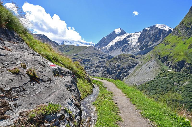 Bisse, Val de Bagnes