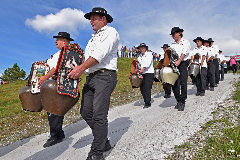 Festival du cor des Alpes, Nendaz