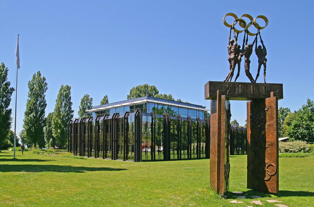 IOC headquarters, Lausanne / Siège du CIO, Lausanne