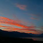 Lake Geneva sunrise / Lever de soleil sur le lac L�man