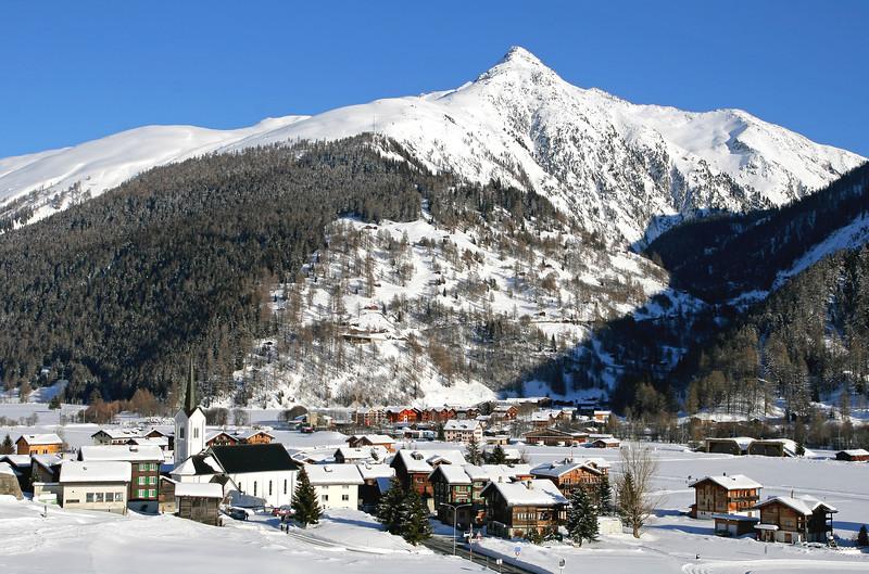 Ulrichen, Goms / Vallée de Conches