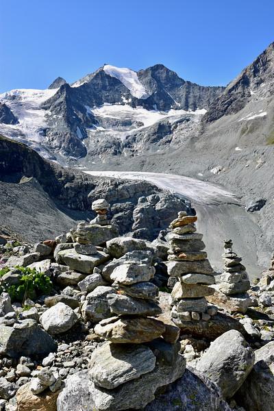 Glacier de Moiry, Val d'Anniviers