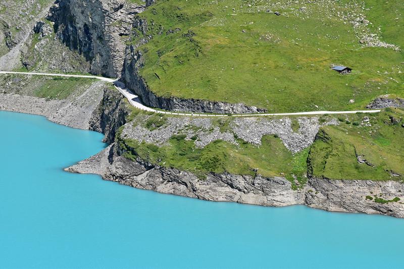 Lac de Moiry, Val d'Anniviers