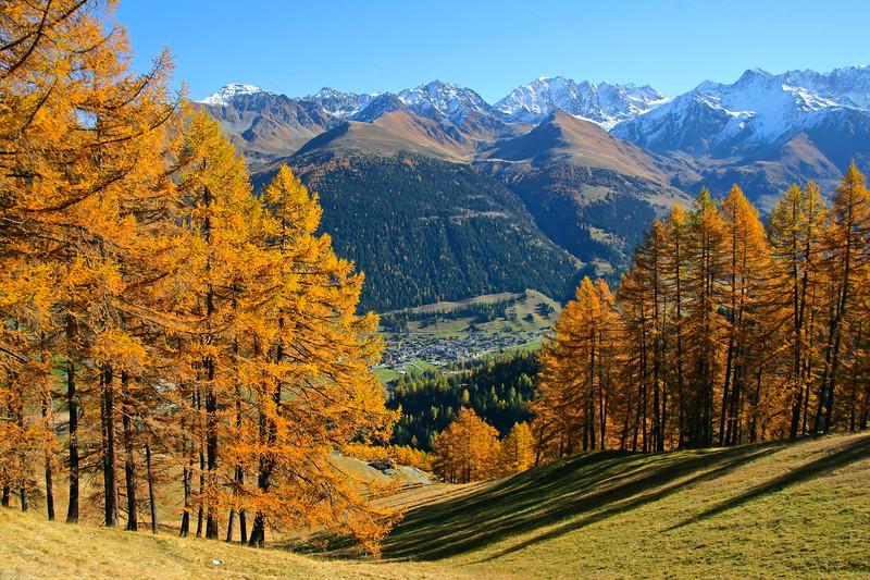 Vichères, Val d'Entremont