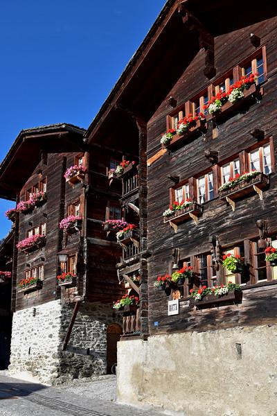 Grimentz, Val d'Anniviers