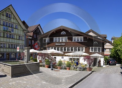 Appenzell Quartier Fine Art Photography Prints For Sale Fine Art Photographers Ice Shore Barn - 001108 - 19-05-2007 - 5584x4039 Pixel