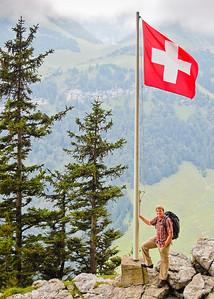 Standard Swiss mountain