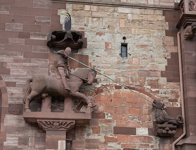 Munster cathedral, Basel.
