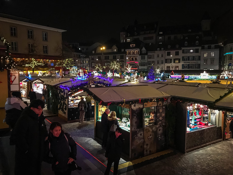 christmas markets in basel