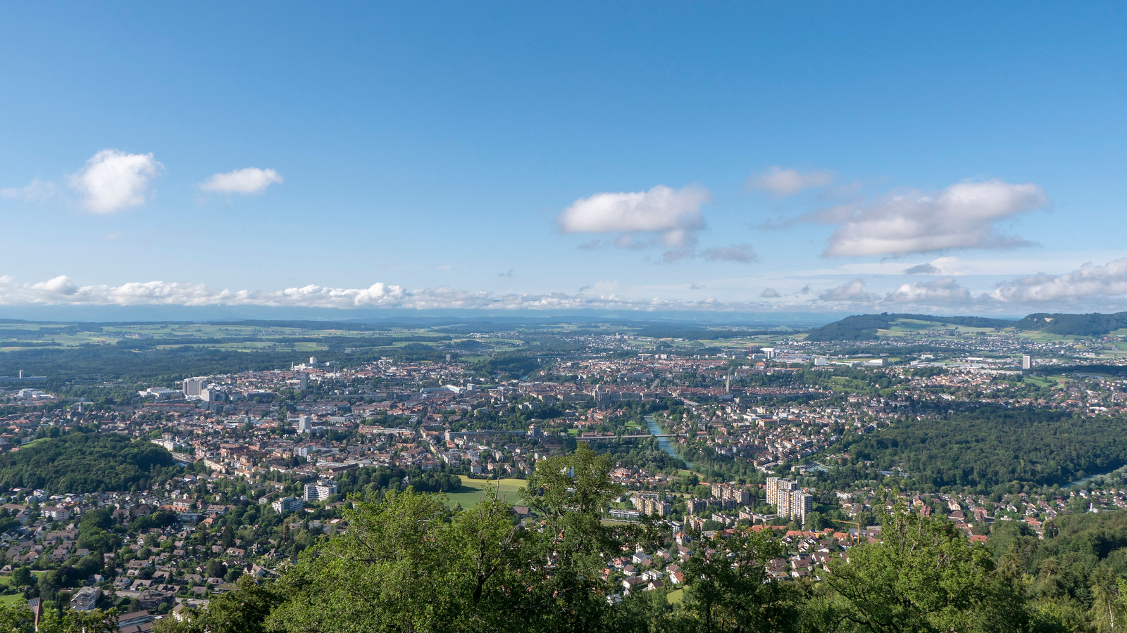 5 Spectacular Things to Do in Bern Switzerland - The Gurten - The Tower