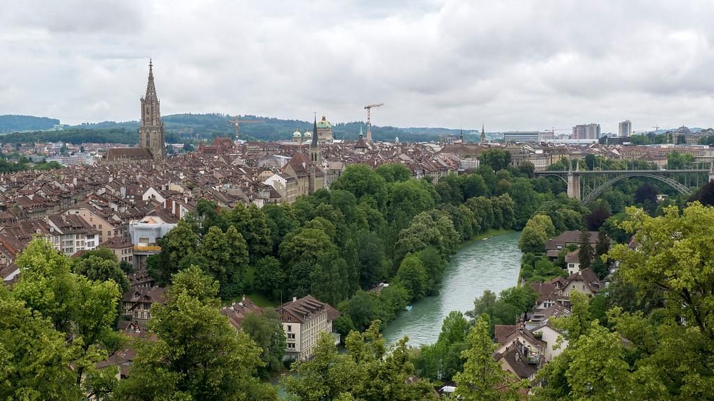 Weekend Getaways in Europe: Bern, Switzerland